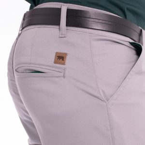 pantalon chino formal de hombre