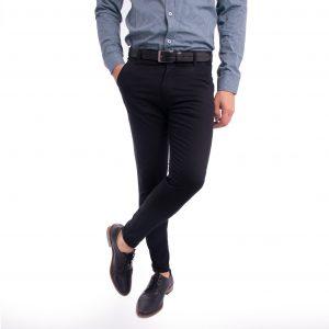 pantalon de vestir hombre gris