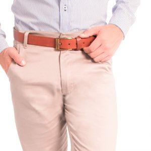 pantalon vestis hombre, corte chino, chupin formal